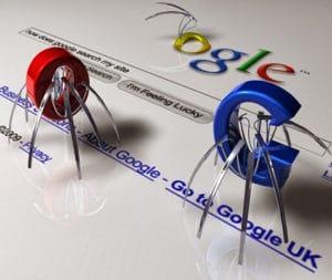 Google-web-crawling-bots